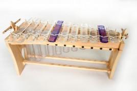 Crystallophones